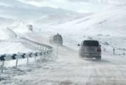 Ջերմուկում տեղում է ձյուն, Վարդենյաց լեռնանցքում և Սարավան-«Զանգեր» հատվածում տեղ-տեղ առկա...