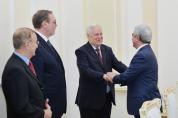 Саргсян придает важность роли парламентской дипломатии в развитии армяно-российских отноше...