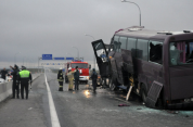 Վրաստանում վթարված Երևան-Մոսկվա ավտոբուսն անօրինական ուղևորափոխադրում է իրականացրել. նախար...