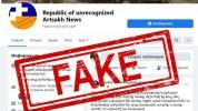 Ադրբեջանցիների կողմից կառավարվող կեղծ էջը հերթական անգամ ապատեղեկատվություն և խուճապ է տար...