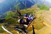 С высоты птичьего полета: парапланы впервые взмоют в небо над армянским Татевом
