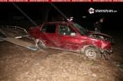 Գեղարքունիքում 47-ամյա վարորդը Volkswagen-ով մոտ 50 մետր գլորվելով՝ կողաշրջված հայտնվել է ...