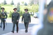 Հայաստան է ժամանել Բելառուսի ԶՈՒ գլխավոր շտաբի պետը (ֆոտո)