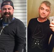Ինչպես է փոխվում մարդկանց արտաքինը` ալկոհոլից հրաժարվելուց հետո (լուսանկարներ)
