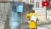 «Գ.Ծառուկյան» հիմնադրամը Աբովյանում շարունակում է ախտահանման աշխատանքները