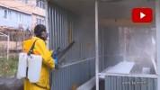 «Գ.Ծառուկյան» հիմնադրամը շարունակում է ախտահանման աշխատանքները Երևանի համայնքներում