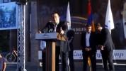 Գագիկ Ծառուկյանը քաղաքացիների հետ հանդիպման ժամանակ ակնարկել է Հայաստանի համար կենսական նշ...