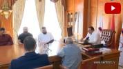 Գագիկ Ծառուկյանն ընդունել է Հայաստանի ծանրամարտի հավաքականին (տեսանյութ)