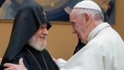 Գարեգին Բ-ն ընդհատում է Հռոմի Պապի հետ հանդիպումը և անհապաղ վերադառնում է հայրենիք