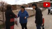«Գ.Ծառուկյան» հիմնադրամը սննդամթերք է հատկացրել Արմավիրի մարզի անապահով ընտանիքներին