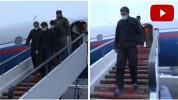 5 հայ գերիներ վերադարձան Հայաստան (տեսանյութ)