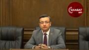 Բանակցություններ որևէ ուժի հետ չունենք. Գորգիսյանը՝ Մարուքյանի՝ Քոչարյանին և նախկին ուժերին ուղղած կոչի մասին (տեսանյութ)