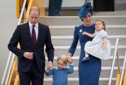 Արքայազն Ուիլյամի և Քեյթ Միդլթոնի դուստրը պատրաստվում է մանկապարտեզ գնալ