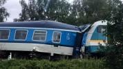 Չեխիայում մարդատար 2 գնացք է բախվել․ կան զոհեր ու վիրավորներ