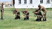 5-րդ զորամիավորման զորամասերից մեկում նորակոչիկ զինծառայողների հետ անցկացվել են մարտական պ...