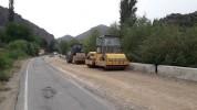 Հիմնանորոգվում է Երևան-Երասխ-Գորիս-Մեղրի-Իրանի սահման միջպետական ավտոճանապարհի 10.3 կմ երկ...