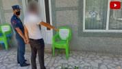 Արարատի ոստիկանները գողության դեպքեր են բացահայտել․ երկու անձ ձերբակալվել է (տեսանյութ)