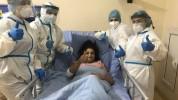 Նոր կորոնավիրուսը հաղթահարել է շաքարային դիաբետով, հեմոդիալիզ ստացող կինը