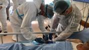 «Սուրբ Գրիգոր Լուսավորիչ» ԲԿ-ի վերակենդանացման բաժանմունքի բժիշկները ֆրանսիացի գործընկերնե...