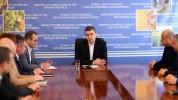 Գրիգորի Մարտիրոսյանը ներկայացրել է էկոնոմիկայի և գյուղատնտեսության նախարարին