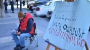 Վարչապետի հրաժարականը պահանջող քաղաքացիներն այսօր դադարեցնում են հացադուլը