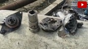Ադրբեջանական ԱԹՍ-ի մասնիկները Հադրությում (տեսանյութ)