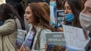 Պահանջում են Հադրութի ազատագրումը. երթեր՝ ԵԱՀԿ ՄԽ երկրների դեսպանատների մոտ. «Ժամանակ»