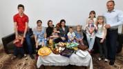 Հյուրընկալվեցինք նաև Քեսաբլյանների ընտանիքում, որտեղ շուտով ծնվելու է ընտանիքի տասներորդ զ...