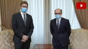 ՀՀ ԱԳ նախարարը հանդիպել է Կարմիր խաչի միջազգային կոմիտեի ներկայացուցիչների հետ (տեսանյութ)...
