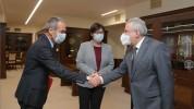 Պաշտպանության նախարարն ընդունել է Հայաստանում Կարմիր խաչի միջազգային կոմիտեի պատվիրակությա...