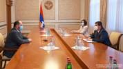 Արցախի նախագահն ընդունել է ՀՀ ԿԳՄՍ նախարարին․ քննարկվել են Հայաստանում և Արցախում կրթական ...
