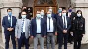 Հանուն Հանրապետության քաղաքական նախաձեռնության անդամները հանդիպել են Արցախի ԱԳ նախարար Մաս...