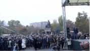 Հանրահավաք Ազատության հրապարակում.ուղիղ (տեսանյութ)