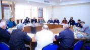 Տեղի է ունեցել Հանրային խորհրդի նիստ՝ նվիրված արտակարգ իրավիճակներում քաղաքացիական պաշտպան...