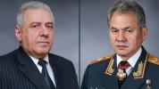 ՀՀ և ՌԴ պաշտպանության նախարարները հեռախոսազրույց են ունեցել․  քննարկել են ԼՂ օպերատիվ իրավ...