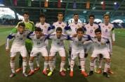 Հայաստանի Մ-17 հավաքականը պարտվեց Թուրքիային