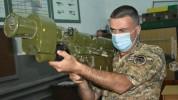 4-րդ զորամիավորման հակաօդային պաշտպանության ստորաբաժանումների հրամանատարների մասնակցությամ...
