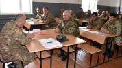 2-րդ զորամիավորման հրամանատարը պարապմունք է անցկացրել ենթակա զորամասերի կրակային աջակցման ...