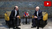 Հայաստանի և Վրաստանի ԱԳ նախարարները հանդիպել են (տեսանյութ)