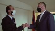 Արարատ Միրզոյանը Իրանի ԱԳ նախարարին տեղեկացրել է Գորիս-Կապան ճանապարհահատվածի այլընտրանքայ...