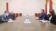 Հայկ Կոնջորյանը Սերգեյ Կոպիրկինի հետ զրույցում խոսել է հայ ռազմագերիների անհապաղ վերադարձի...
