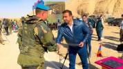 Հայկ Սարգսյանը Տաջիկստանում հանդիպել է ՀԱՊԿ Փոխգործակցություն-2021 զորավարժությունների մաս...