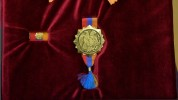 Նախագահ Արմեն Սարգսյանը Տիրան Վազգենի Խաչատրյանին պարգևատրել է Հայրենիքի շքանշանով