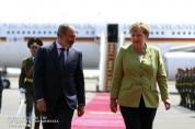 Ջերմությամբ եմ հիշում մեր հանդիպումները Երևանում և Բեռլինում. Փաշինյանը շնորհավորել է Մերկ...