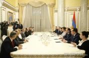 Վարչապետն ընդունել է Ղազախստանի խորհրդարանի Սենատի նախագահ Դարիգա Նազարբաևային