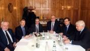 Ավարտվել է Հայաստանի և Ադրբեջանի ԱԳ նախարարների հանդիպումը