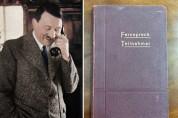 Հիտլերի հեռախոսագիրքն աճուրդում վաճառվել է 44 հազար դոլարով