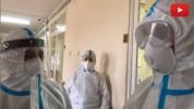 Սուրբ Գրիգոր Լուսավորիչ ԲԿ վերակենդանացման բաժանմունքում կան ծայրահեղ ծանր հիվանդներ (տեսա...