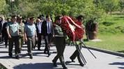 Նոր Նորքի Թ. Կրպեյանի անվան զբոսայգում կազմակերպվել է Արցախյան 44-օրյա պատերազմի զոհերի հի...