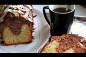 Կոկոսից պատրաստված թխվածք՝ նուտելլայով